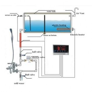 chauffe eau solaire HAIER